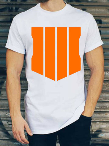 Call Of Duty Black Ops 4 Beyaz T-Shirt