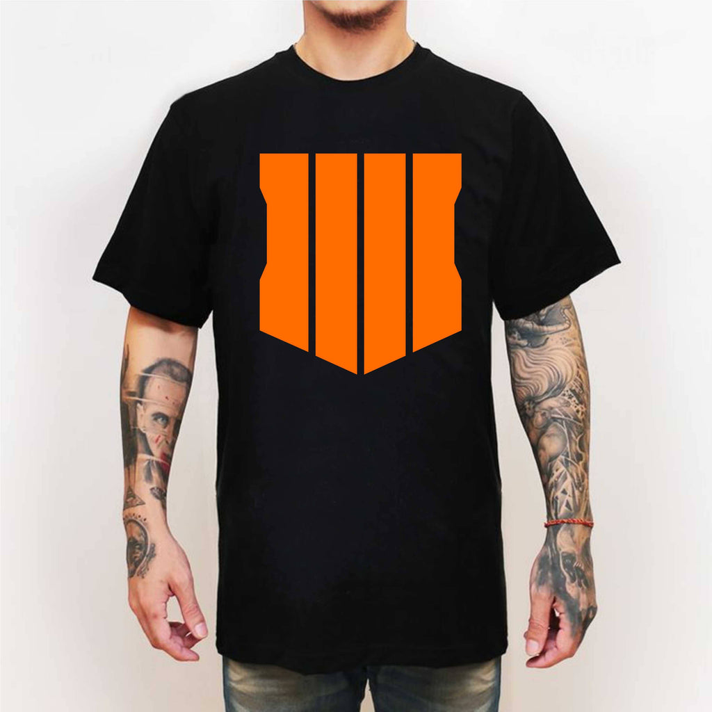 Call Of Duty Black Ops 4 Siyah T-Shirt