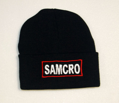 Sons of Anarchy Samcro Bere