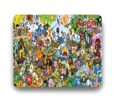 Adventure Time Mousepad Characters