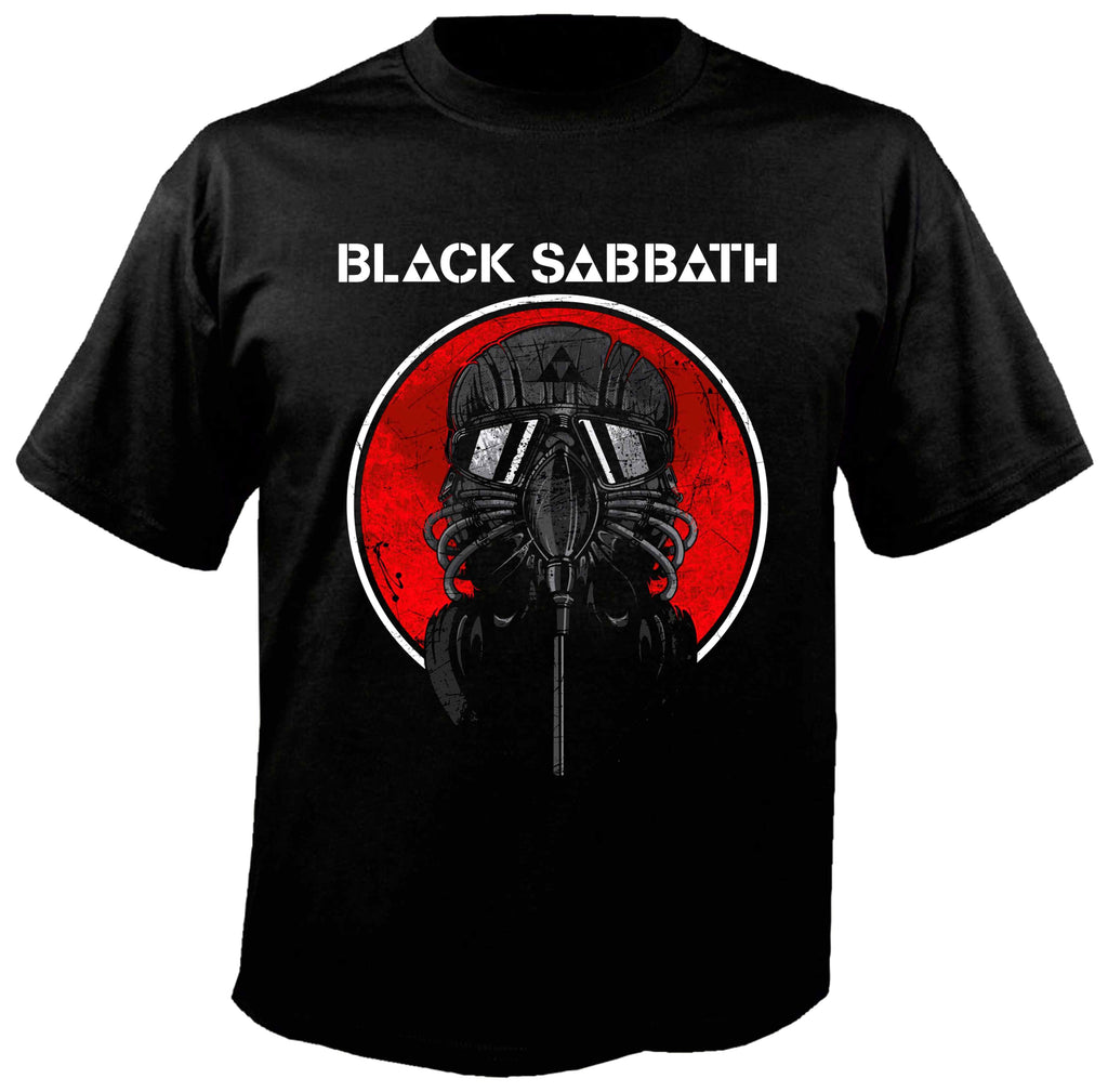 Black Sabbath Never Say Die Siyah Tişört