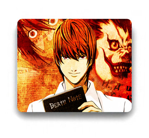 Death Note Mousepad Yagami Light