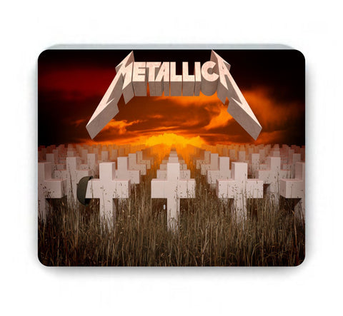 Metallica Mousepad Master Of Puppets