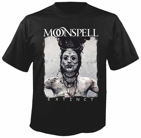 Moonspell Extinct Siyah Tişört