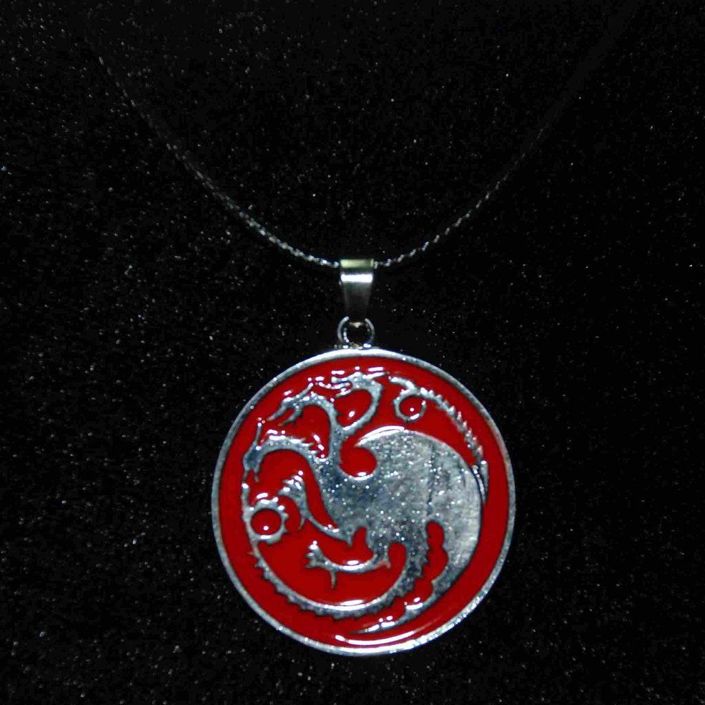 Game of Thrones Targaryen Kolye