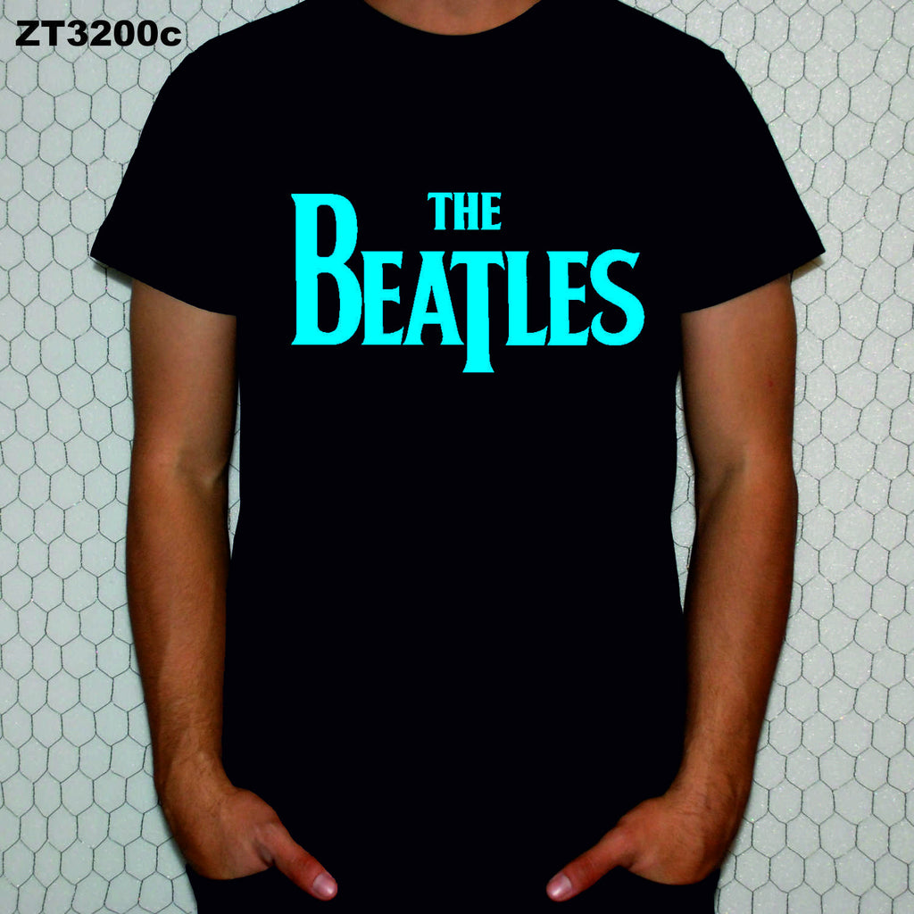 Beatles Logo tişört