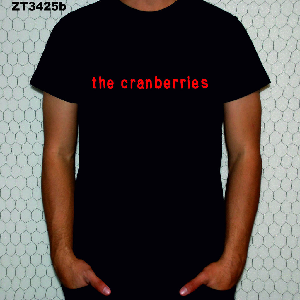 Cranberries logo tişört