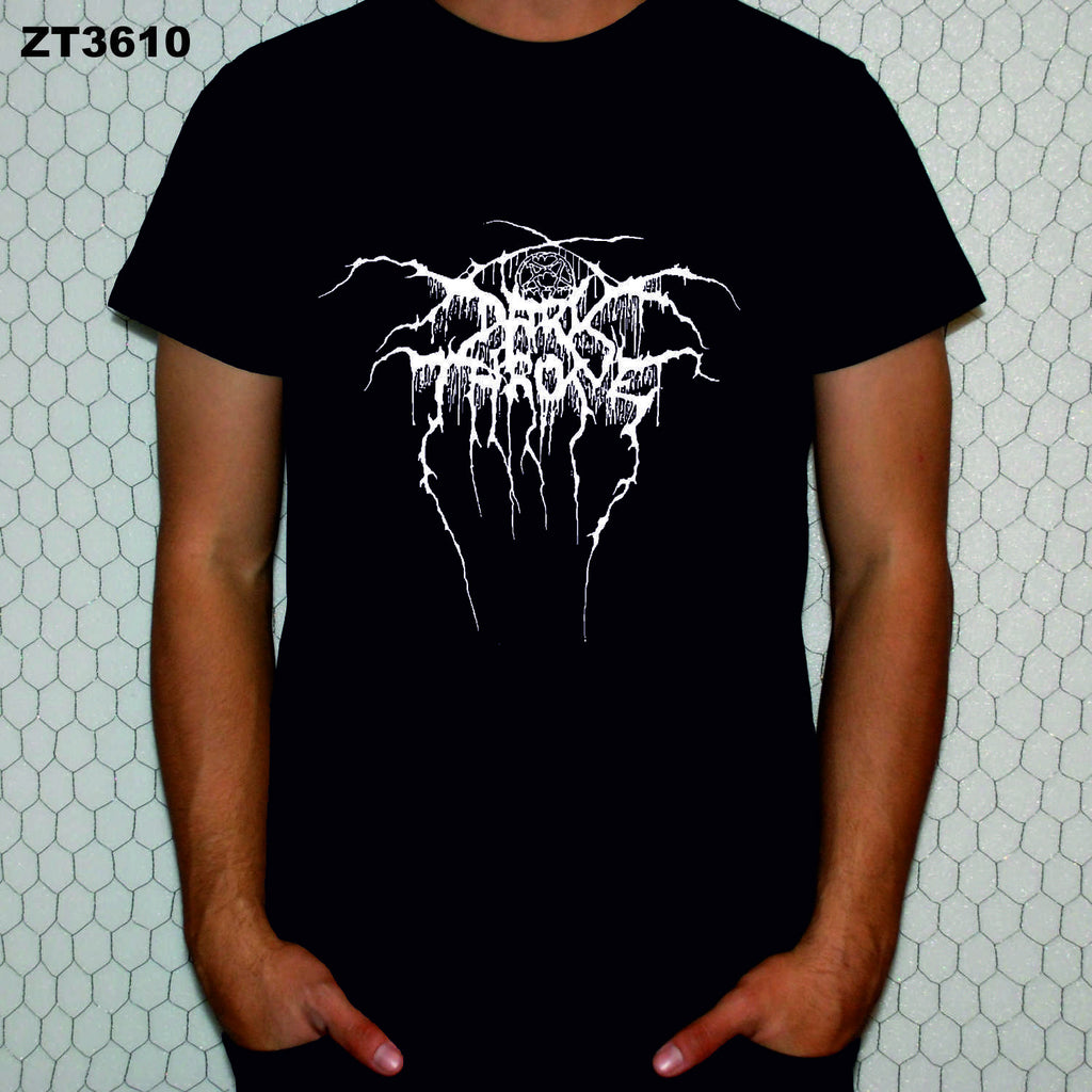 Darkthrone Logo tişört