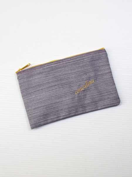 Pencil Case / Elegant Blue