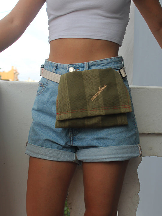 Hip Pouch / Elegant Olive