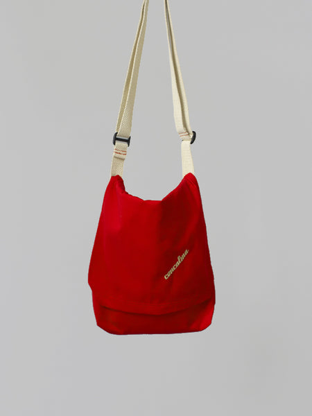 Messenger Adjustable/ Tomate Organic