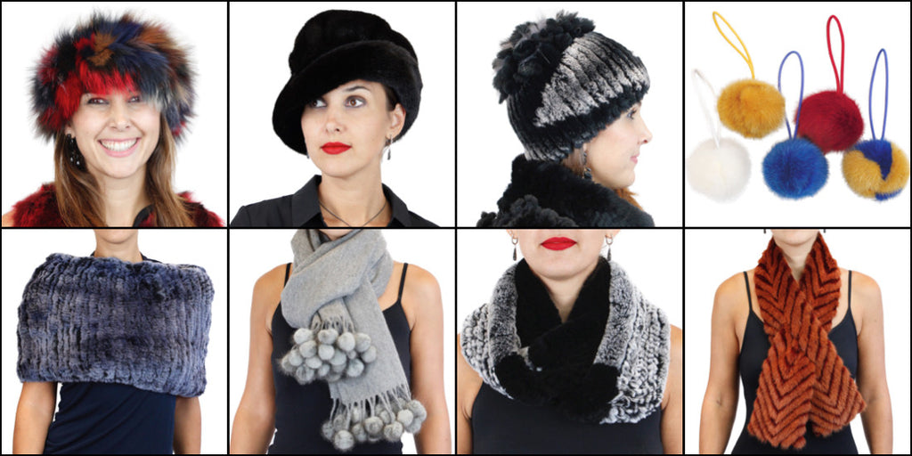 The Real Fur Deal from David Appel Furs - Fur Accessories, Hat, Scarf, Bag and more! - A New & Pre-Owned Fur Store in Beverly Hills and Online