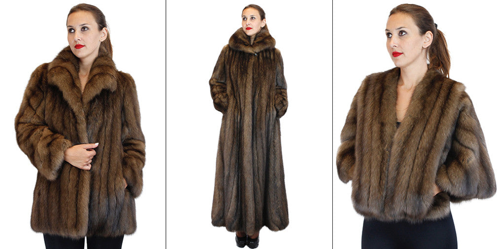 The Real Fur Deal - David Appel Furs - Featuring David Appel Signature Creations - A New & Pre-Owned Fur Store in Beverly Hills and Online