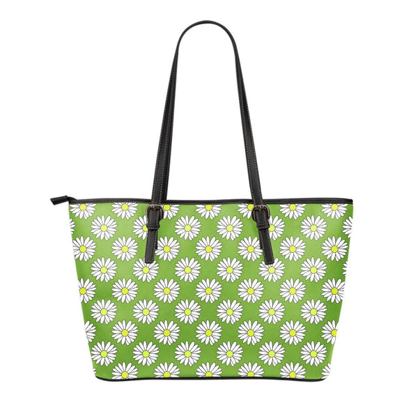 Daisy Field Eco-Leather Tote Bag
