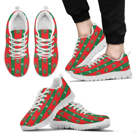 Christmas Tree Wrapping Paper Sneakers