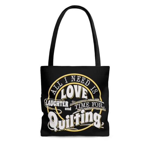 Time for Quilting - Tote Bag