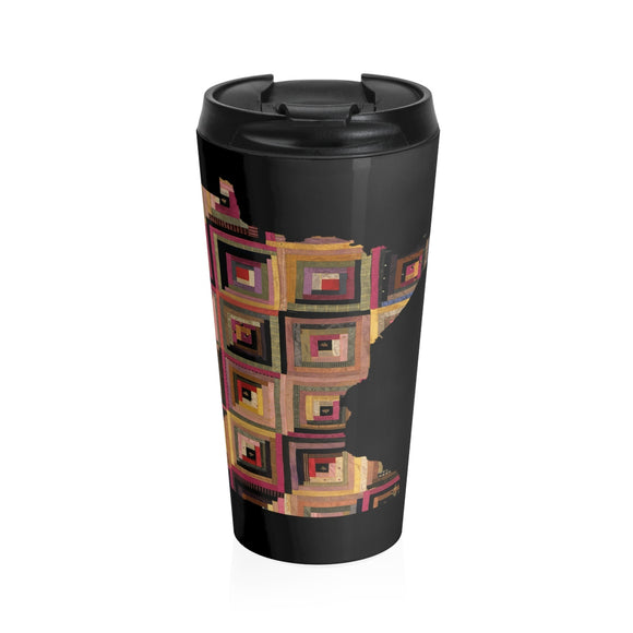 Minnesota Quilter Stainless Steel Travel Mug