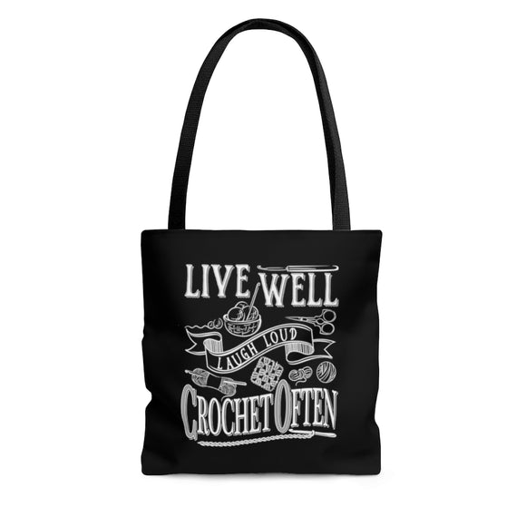 Crochet Often - Tote Bag