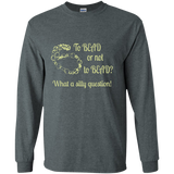 To Bead or Not To Bead Long Sleeve T-Shirt - Crafter4Life - 4