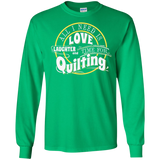 Time for Quilting Long Sleeve Ultra Cotton T-Shirt - Crafter4Life - 6