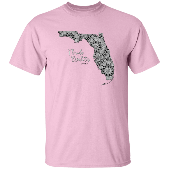 Florida Crocheter T-Shirt
