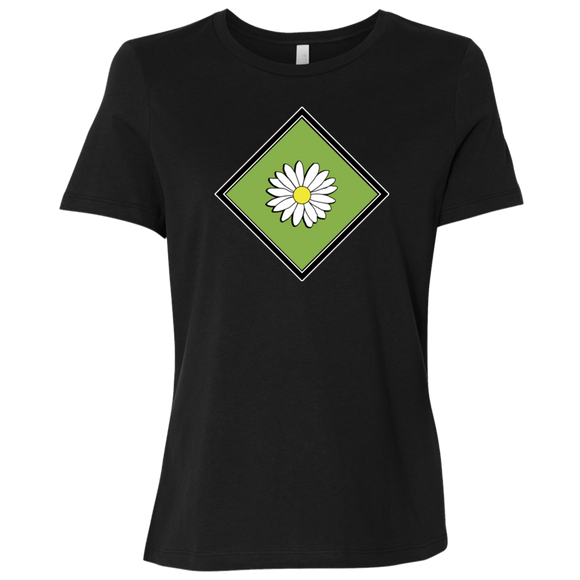 Daisy Field Ladies Relaxed Jersey Short-Sleeve T-Shirt