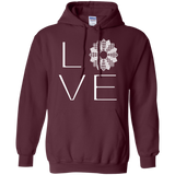 LOVE Quilting Pullover Hoodies - Crafter4Life - 11