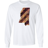 Mississippi Quilter LS Ultra Cotton T-Shirt