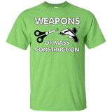 Weapons of Mass Construction Ultra Cotton T-Shirt