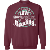 Time for Beading Crewneck Sweatshirts - Crafter4Life - 3