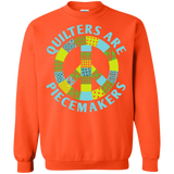 Quilters are Piecemakers Crewneck Sweatshirts - Crafter4Life - 9