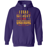 I Bead So I Won't Come Unstrung (gold) Pullover Hoodies - Crafter4Life - 9
