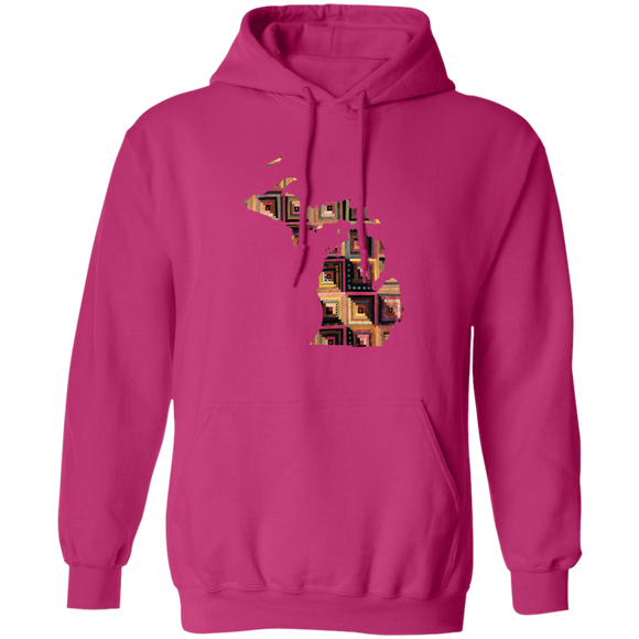 Michigan Quilter Hoodie