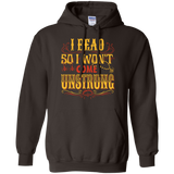 I Bead So I Won't Come Unstrung (gold) Pullover Hoodies - Crafter4Life - 5