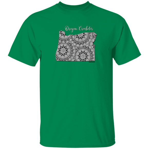Oregon Crocheter T-Shirt