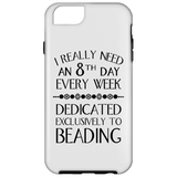 8th Day For Beading iPhone Cases