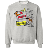 I'd Rather Be Scrapbooking Crewneck Sweatshirts - Crafter4Life - 2