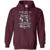 I Shop Faster than I Quilt Pullover Hoodies - Crafter4Life - 7