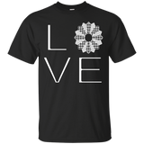 LOVE Quilting Custom Ultra Cotton T-Shirt - Crafter4Life - 2
