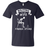Waiting at the Fabric Store Men's and Unisex T-Shirts - Crafter4Life - 9