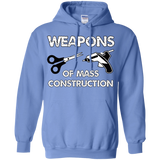 Weapons of Mass Construction Pullover Hoodie