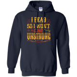 I Bead So I Won't Come Unstrung (gold) Pullover Hoodies - Crafter4Life - 3