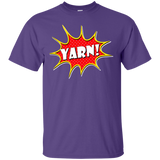Yarn! Comic Starburst Ultra Cotton T-Shirt