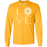 LOVE Quilting LS Ultra Cotton T-shirt - Crafter4Life - 6