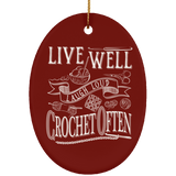 Crochet Often Ornaments