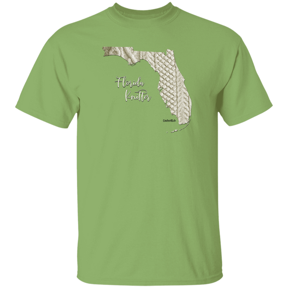 Florida Knitter Cotton T-Shirt