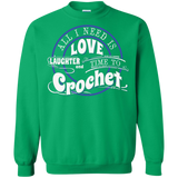 Time to Crochet Crewneck Sweatshirts - Crafter4Life - 10