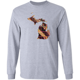 Michigan Quilter LS Ultra Cotton T-Shirt