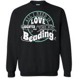 Time for Beading Crewneck Sweatshirts - Crafter4Life - 2