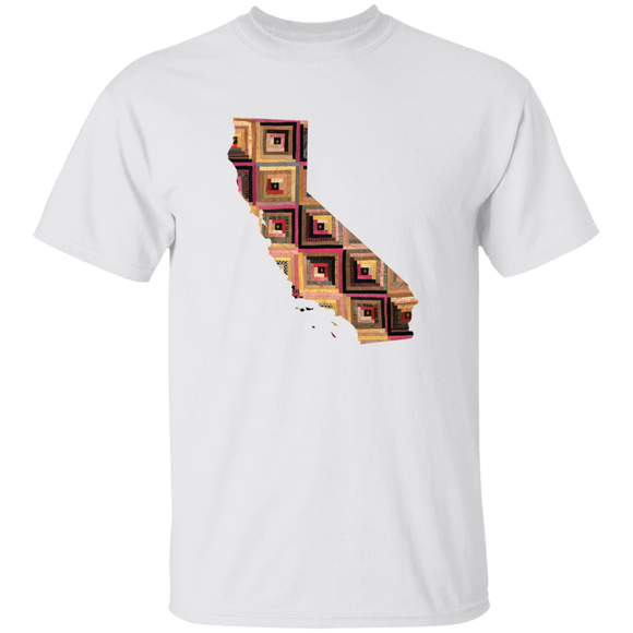 California Quilter Cotton T-Shirt